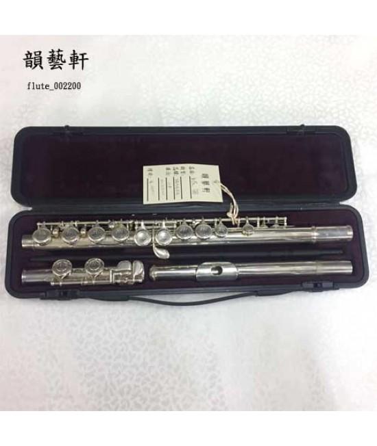 二手 YAMAHA 長笛 (002200)